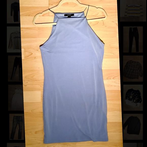 Baby Blue Forever 21 Dress